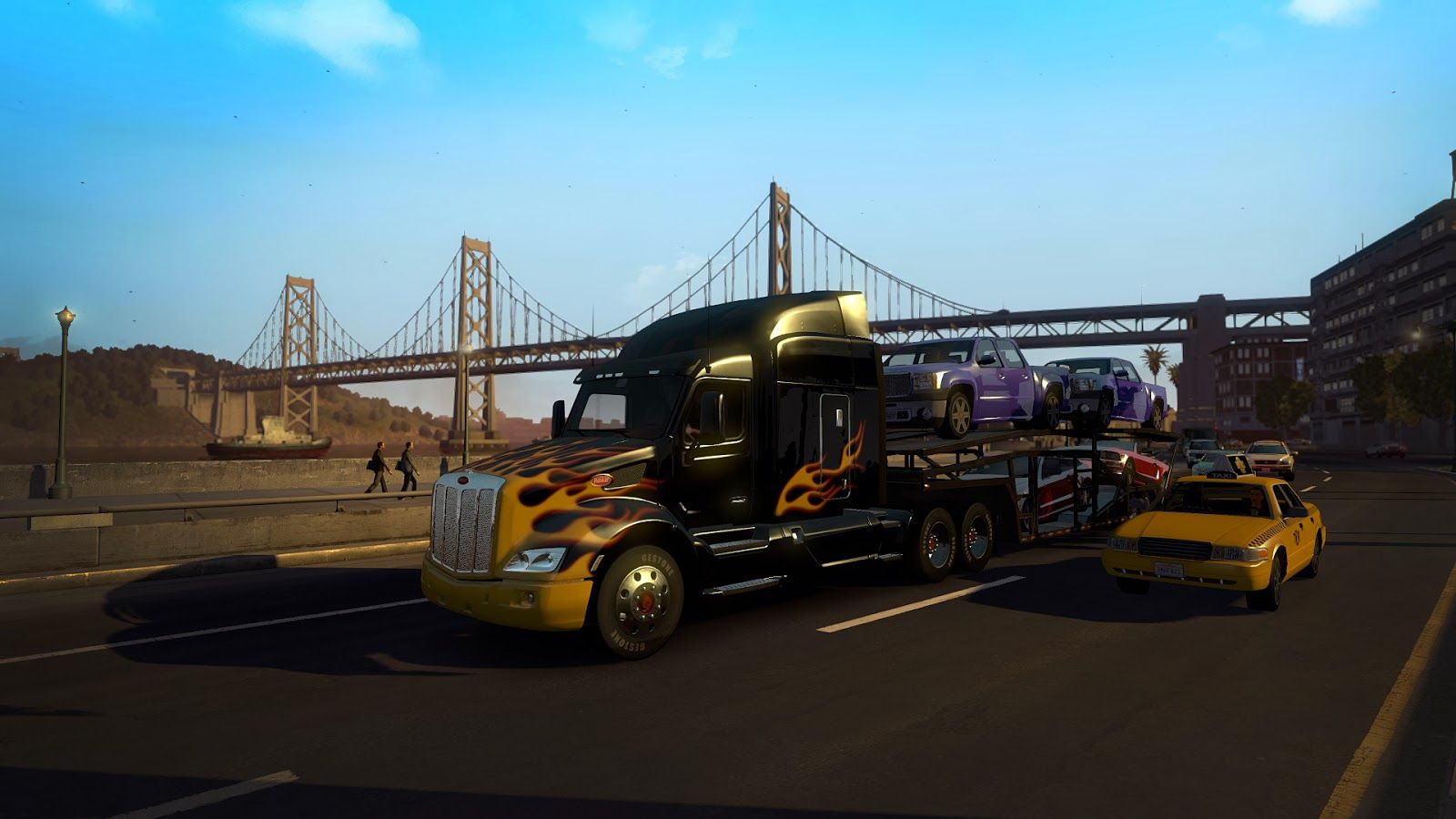 Транс симулятор грузовики