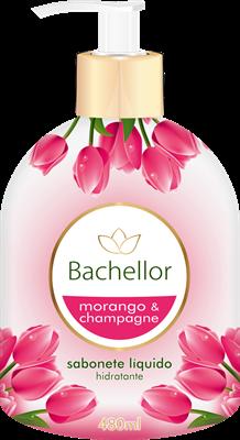 Sabonete Liquido Morango E Champagne 480ml