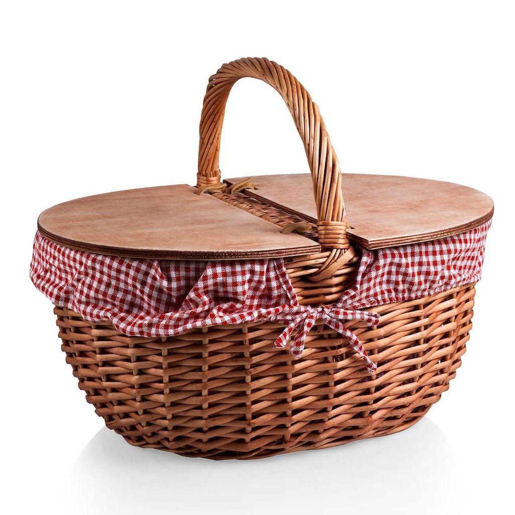 Picnic Time Country Basket Picnic Basket Country Picnic Basket