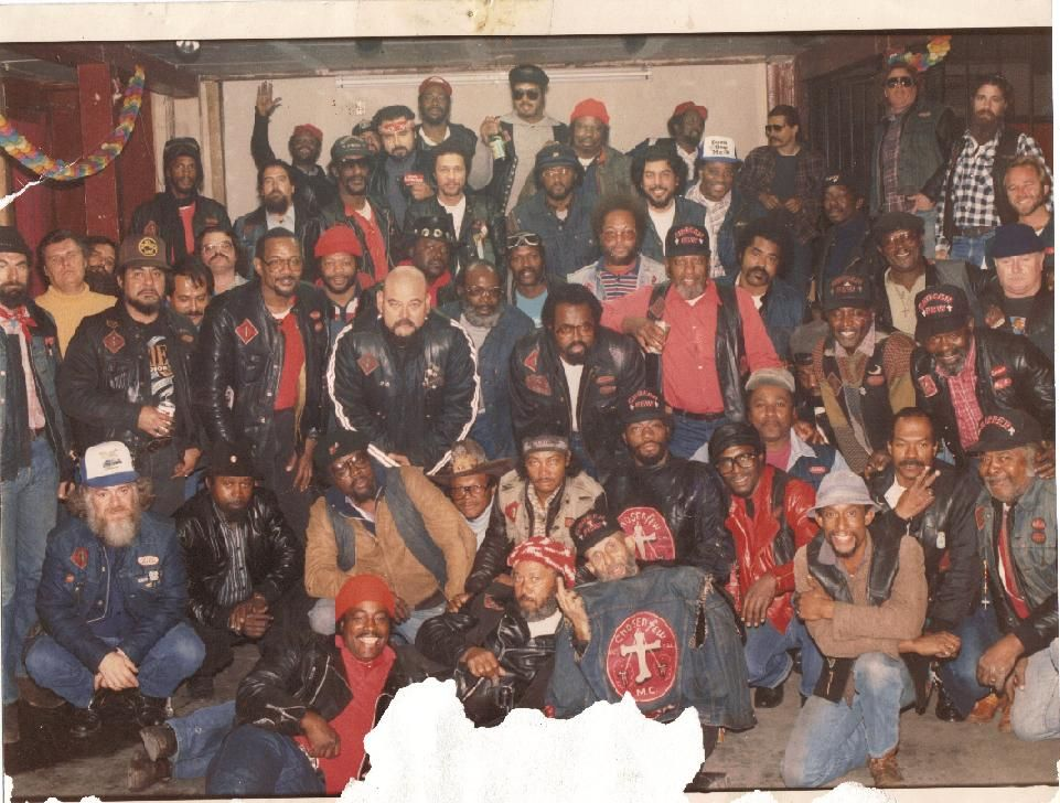 Black Outlaw Motorcycle Clubs Chosen few motorcycle club | Great