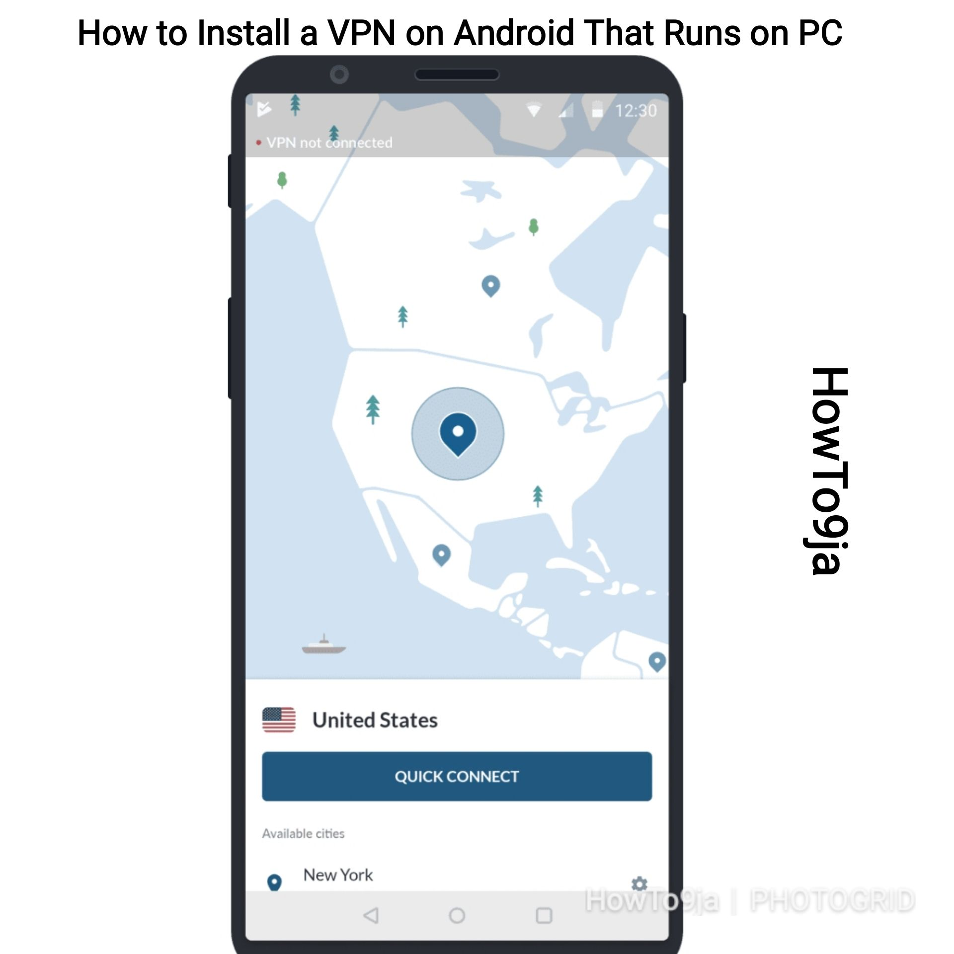 How to install a vpn on android that runs on pc in 2020