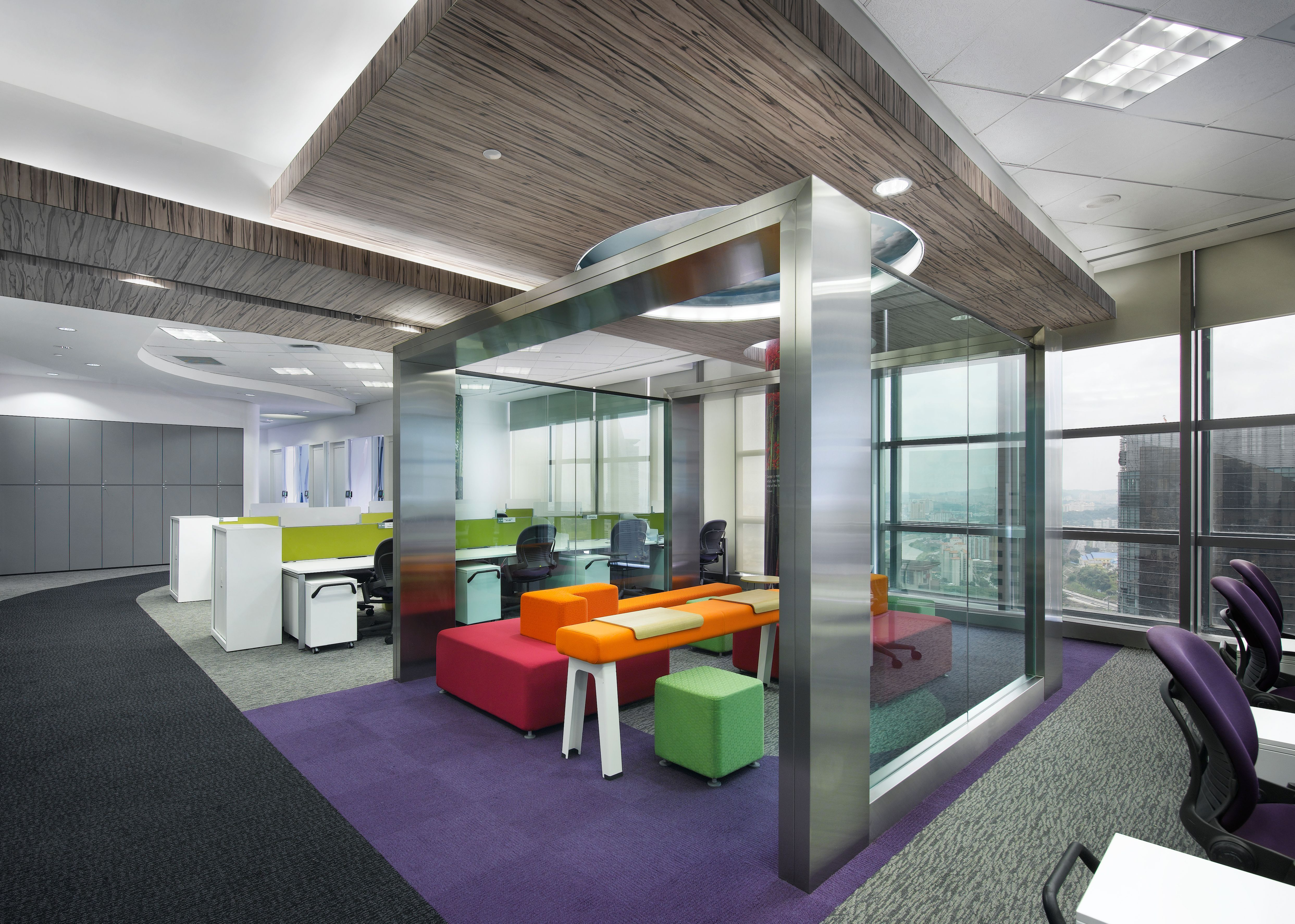 Accenture Solutions In Kuala Lumpur Malaysia Interior Design