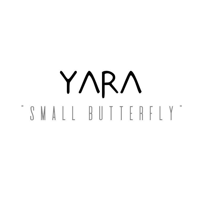 """Meaning of the name Yara: """"Small Butterfly""""  This Arabic"""