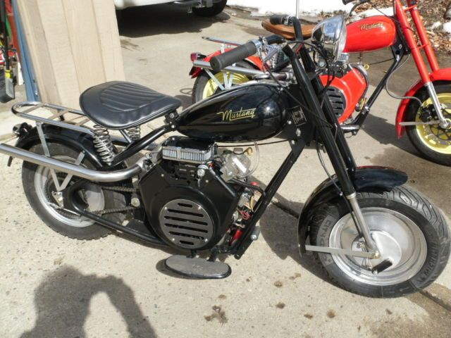 1953 Other Makes Pony For Sale Livonia Michigan United States Ponies For Sale Classic Motorcycles Pony