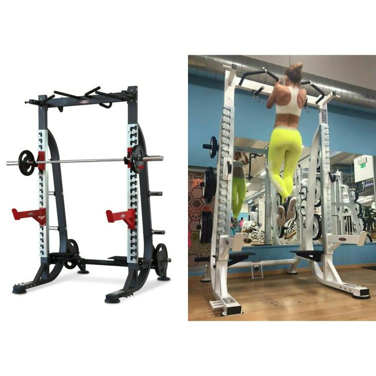 Panatta Freeweight Half Rack Base At Home Gym Gym Workouts