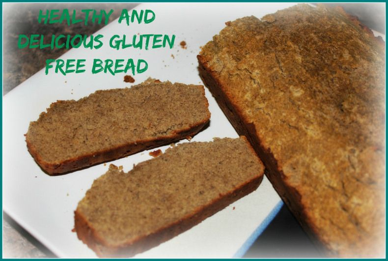 This bread is so yummy, and it's great for people with sensitivities - gluten free, yeast free, and dairy free!