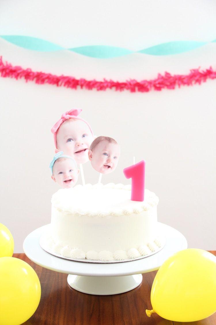 girls first birthday cakes baby girl s cake ideas babys designs homemade