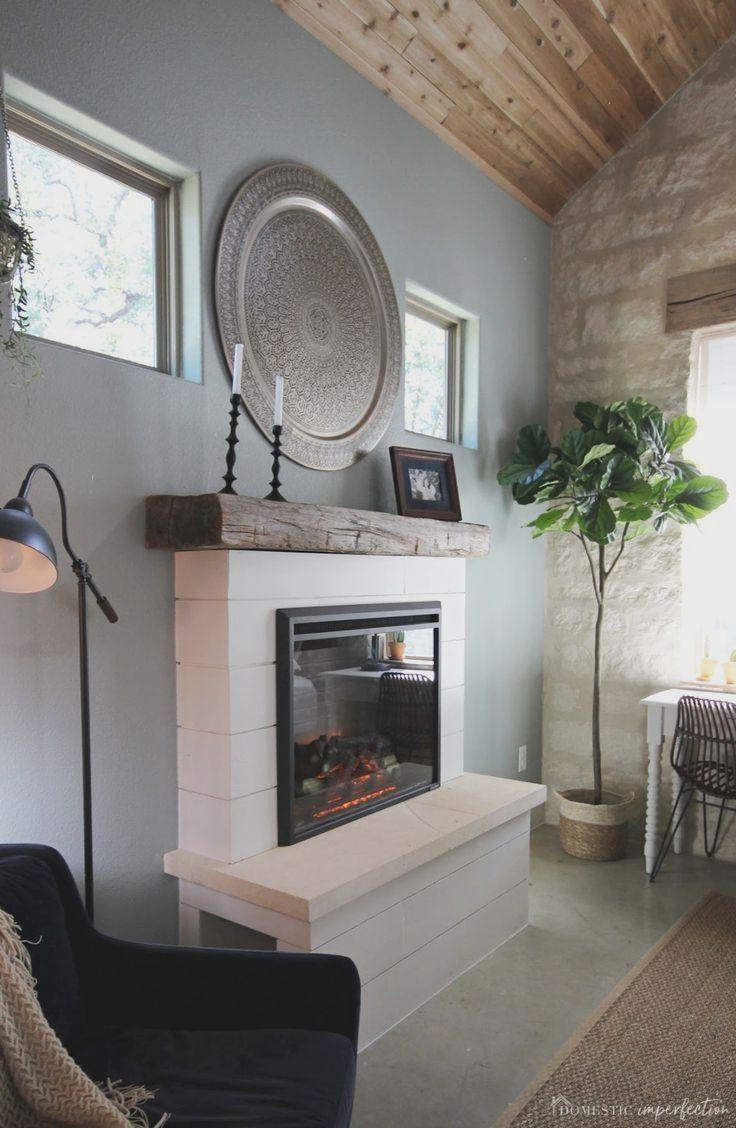 diy electric fireplace surround ideas