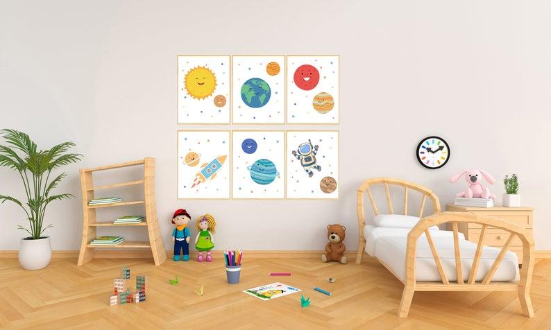Pin On Kidswallartprintable