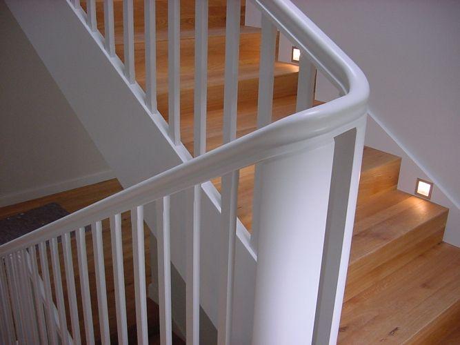 massiv landhaus holz weiss stairway to heaven. Black Bedroom Furniture Sets. Home Design Ideas