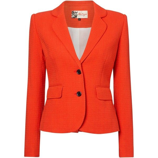 Boutique by Jaeger Classic blazer found on Polyvore