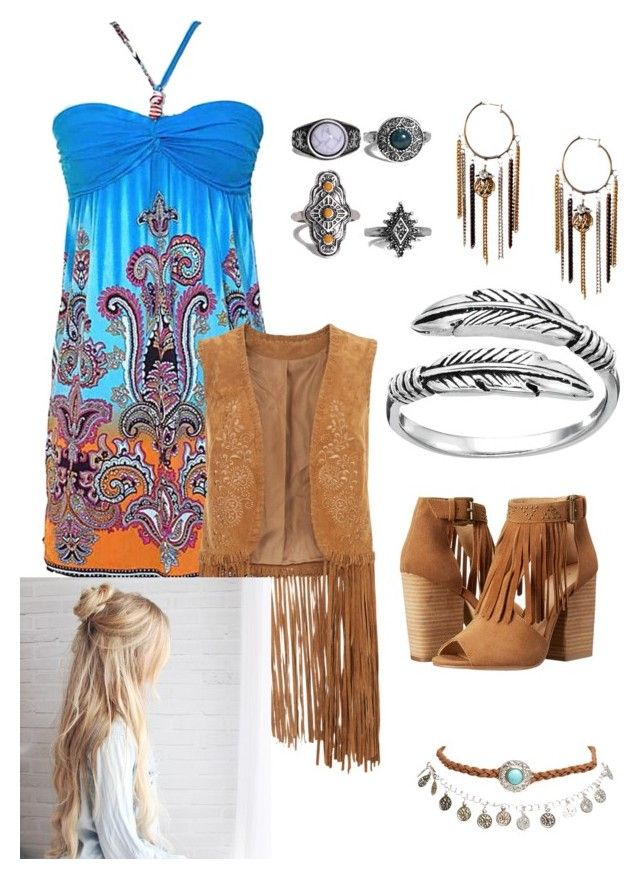 Boho by brookeb279 on Polyvore featuring polyvore, fashion, style, jon & anna, Monsoon, Wet Seal, Chinese Laundry, Primrose, Boohoo and clothing