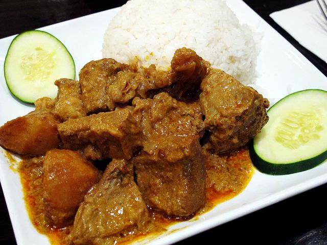 Curry Beef Brisket, Cantonese Cuisine