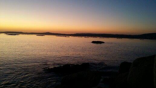 Illa de Arousa.