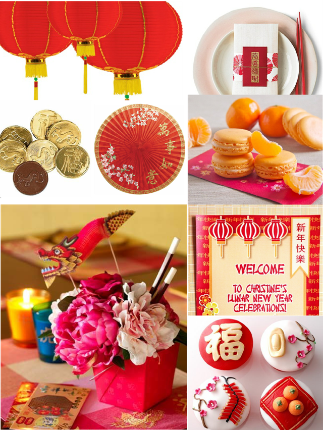 Last Minute Chinese New Year Party Ideas | Chinese new ...