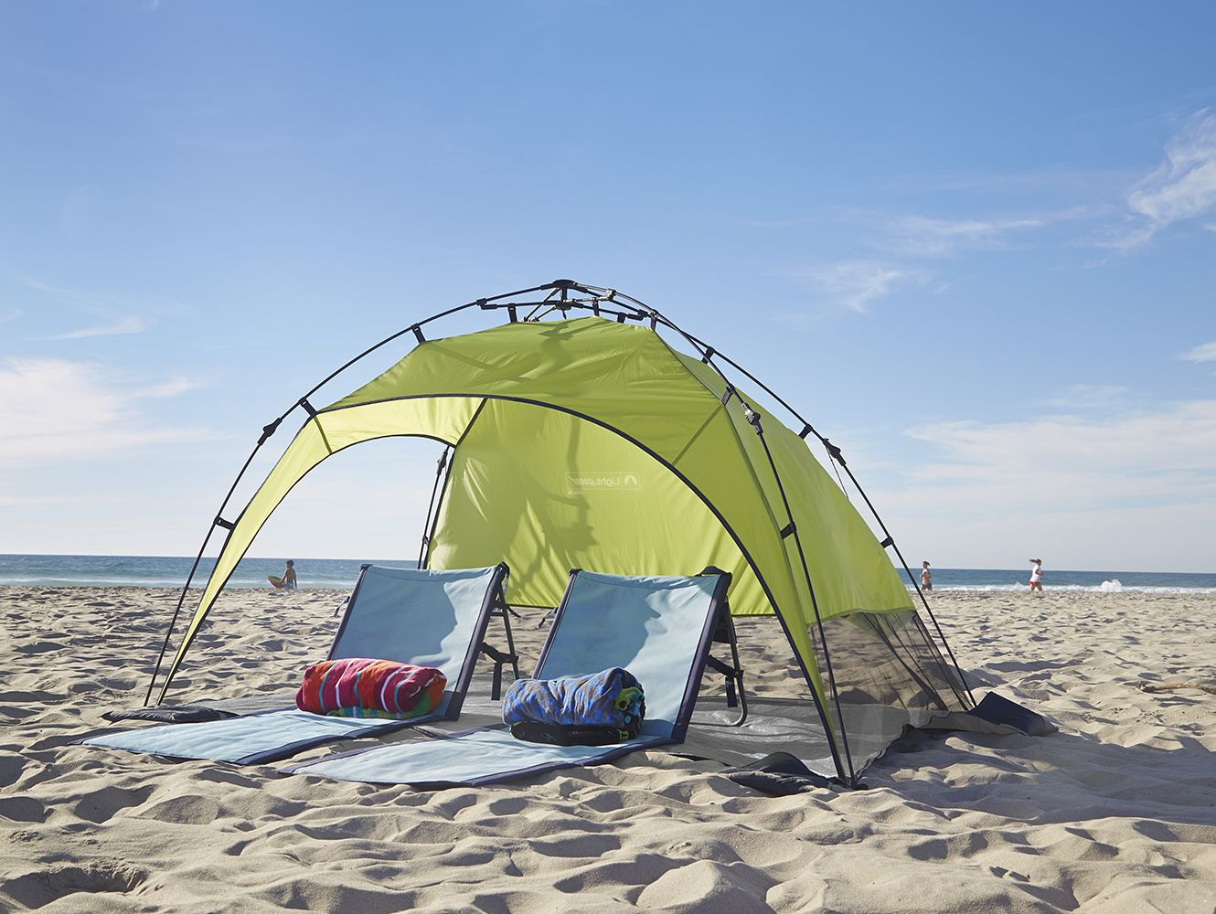 ... Shelter Instant protection from the sun and wind from the Catalina Speed Shelter. Weighing under 5 lb and equipped with a carry bag this beach tent is ... & Catalina Speed Shelter by Lightspeed Outdoors #beachgear ...