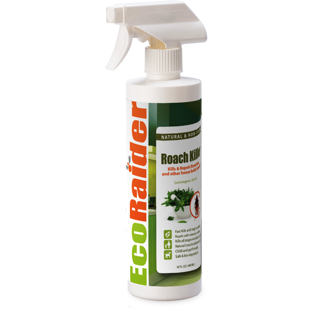 Pin on EcoRaider's Roach Killer & Repellent
