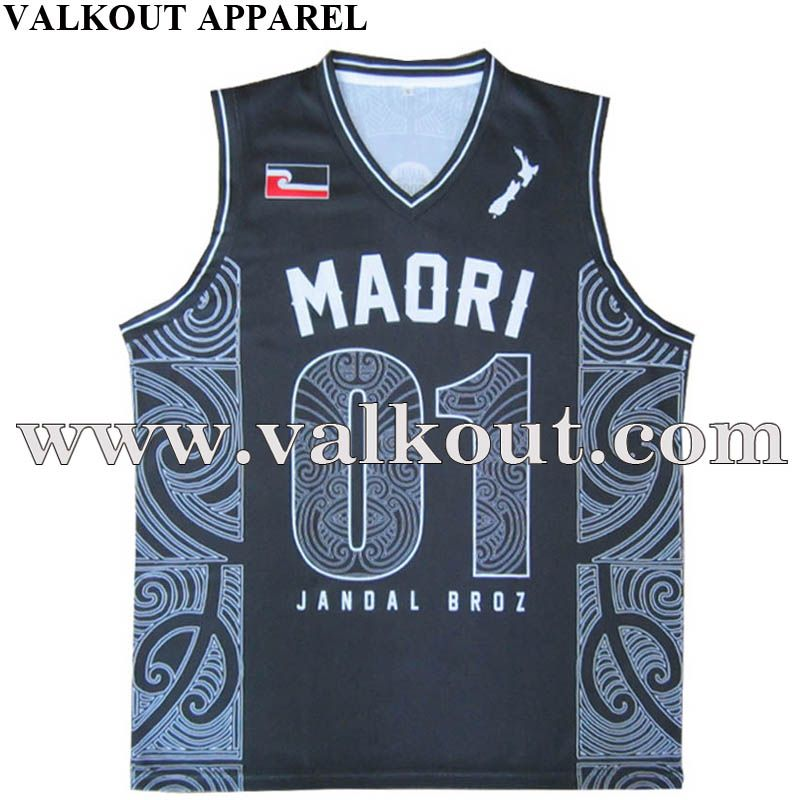 d663033ff Sublimated Coolmax Micro Mesh Fabric Polyester Basketball Uniforms