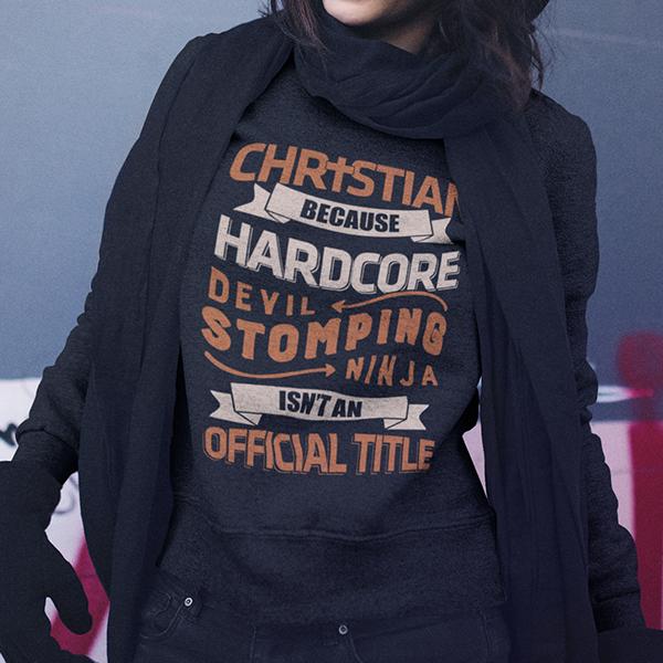 Christ Follower Life: Christian T-shirts, Christian Wall Art, Phone..