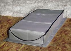 Attic Tent Attic Access Insulator Attic Stair Insulation Attic Renovation Attic Insulation
