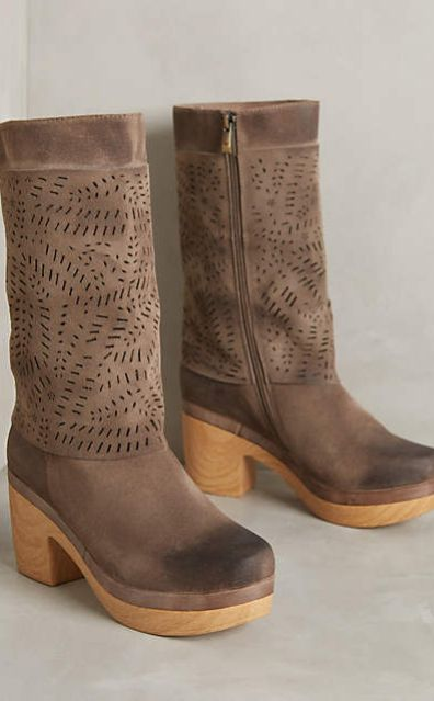 10214486191 Antelope Clea Clog Boots  anthrofave