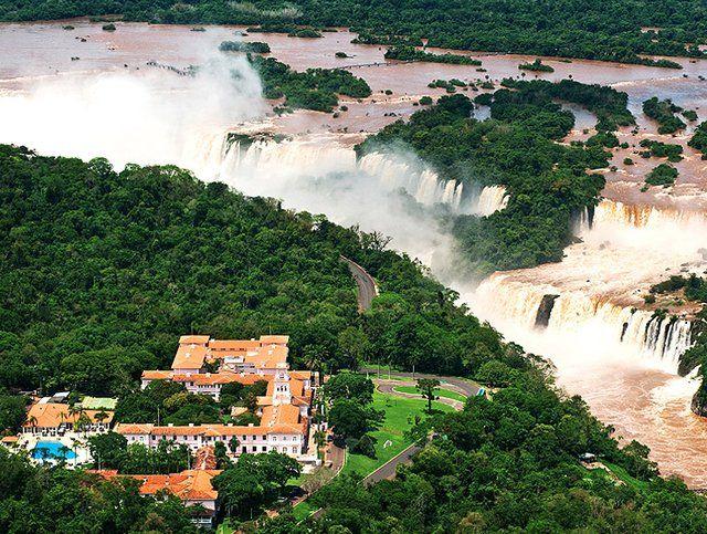 Hotel Das Cataratas #brazil #iguassufalls #orientexpress