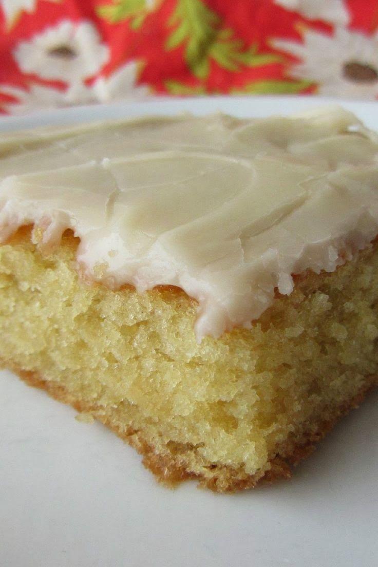 White Texas Sheet Cake Cakes Cupcakes Pinterest White texas