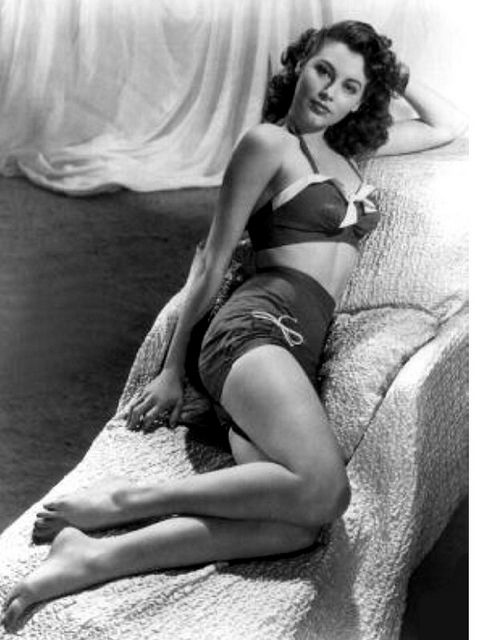 Image result for Ava Gardner pinup