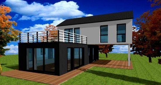 Charmant Modele D Architecture De Maison Extensions Pinterest