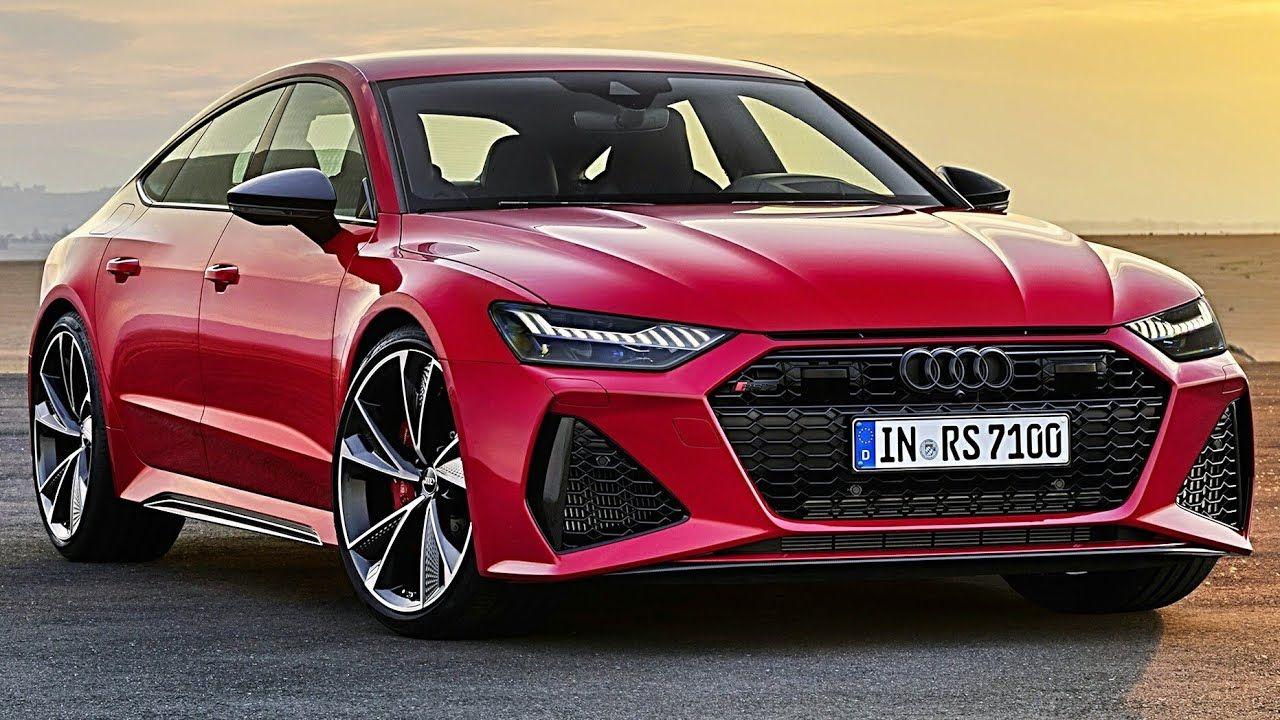 Audi RS7 2021 Full Size Luxury Sports Sedan in 2020