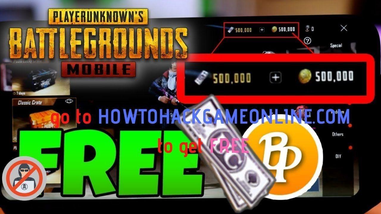 PubG Free Gold Coins Download hacks, Android hacks, App hack