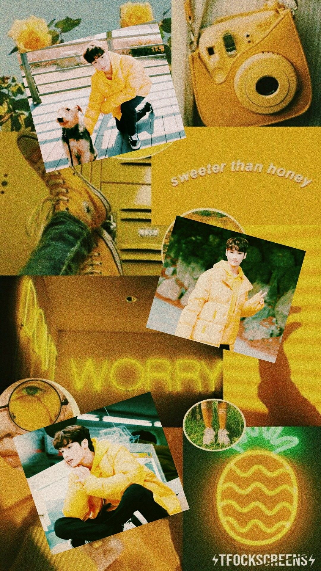 TXT Wallpaper aesthetic TXT BTS Bighit Wallpaper