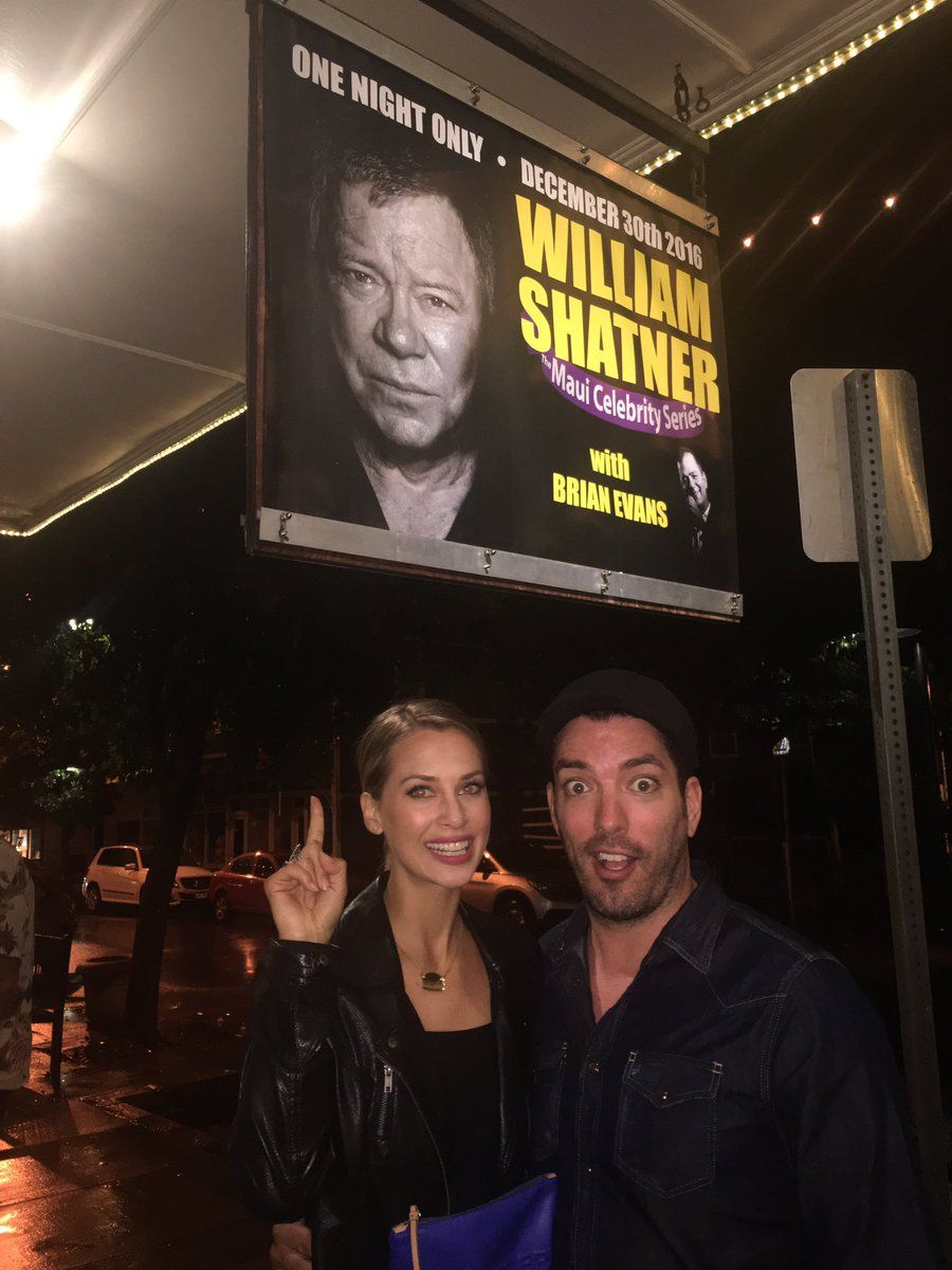 It's about to go down!!! @WilliamShatner