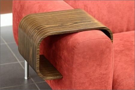 Swivel arm couch laptop tray google search home - Mesa auxiliar sofa ...