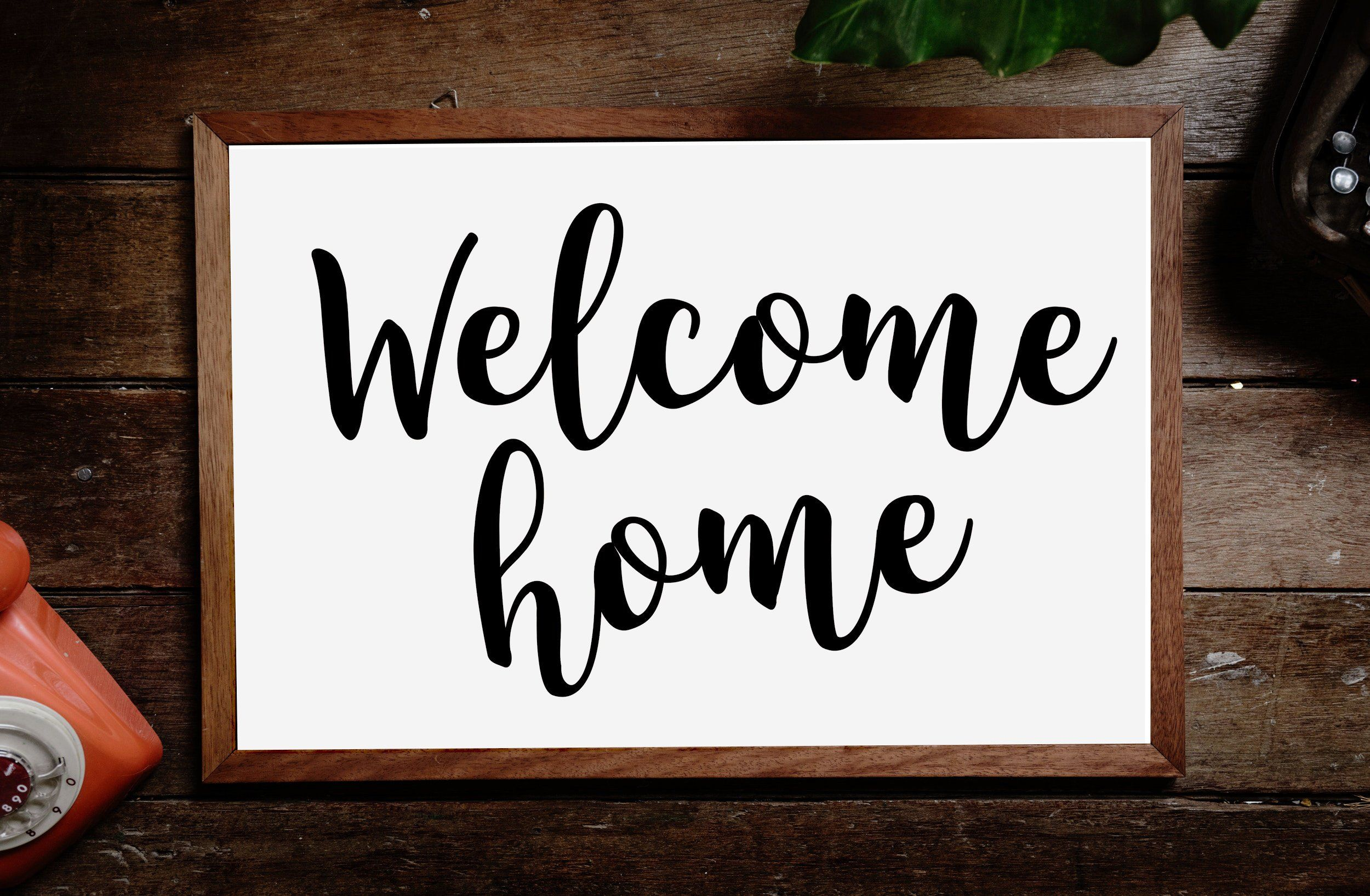 Excited To Share The Latest Addition To My Etsy Shop Welcome Home Digital Print Instant Downloa Welcome Home Posters Welcome Home Banners Welcome Home Signs Free printable welcome home signs