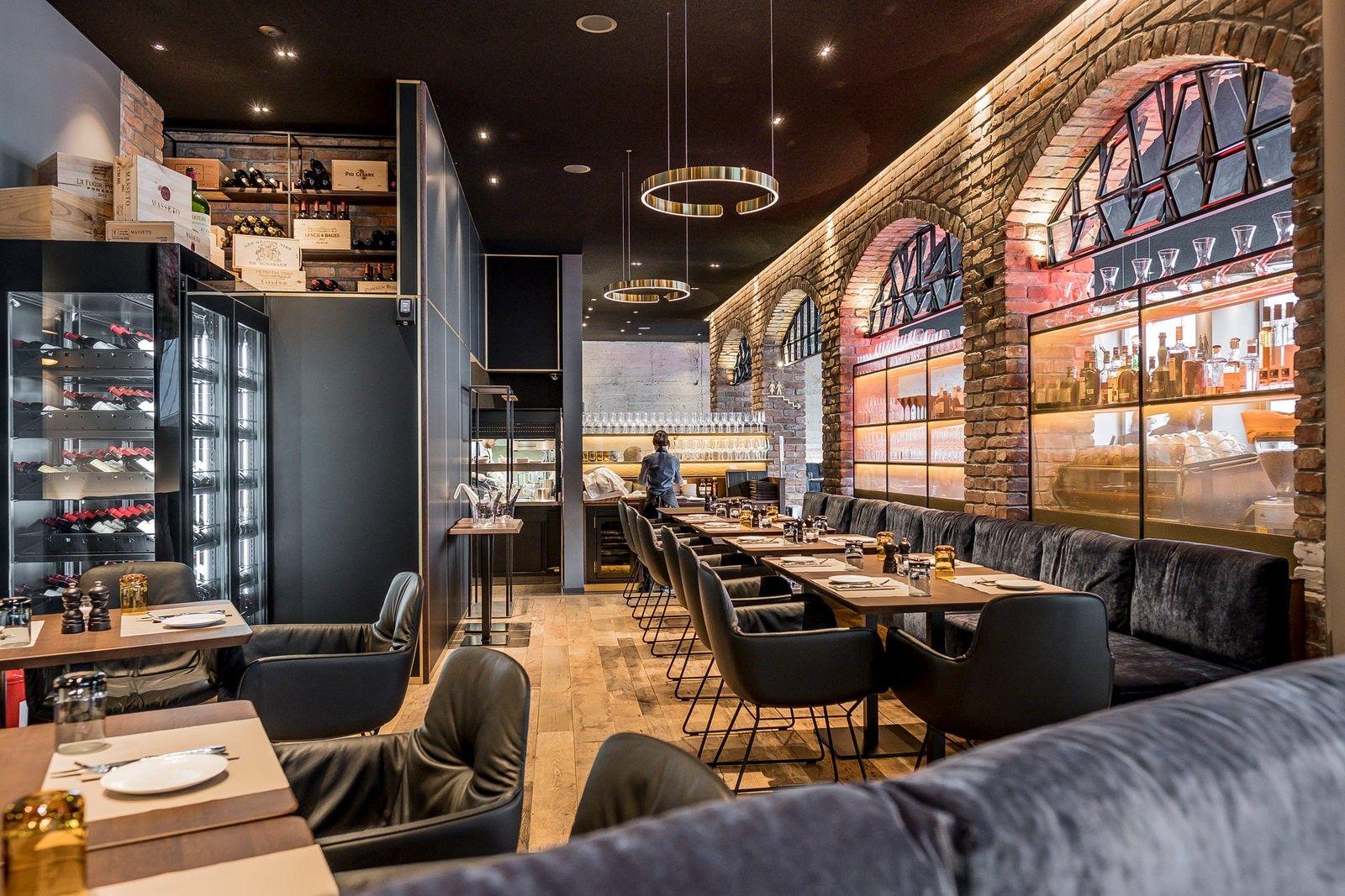 Innenarchitektur Gastronomie   Restaurant Design ...