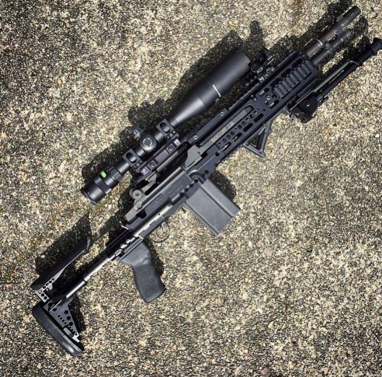 M14 EBR | Weapons | Airsoft guns, Guns, Firearms M14 Ebr Rifle