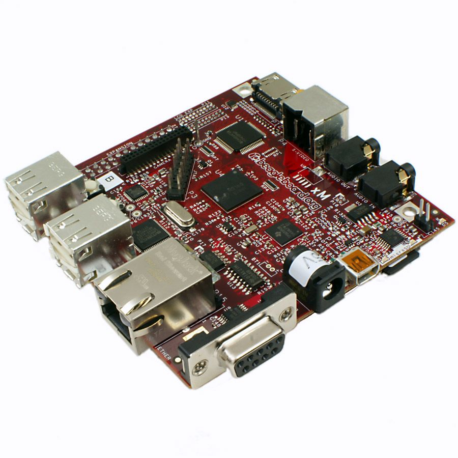 The 149 Msrp Beagleboard Xm Delivers With The Help Of Its Am37x