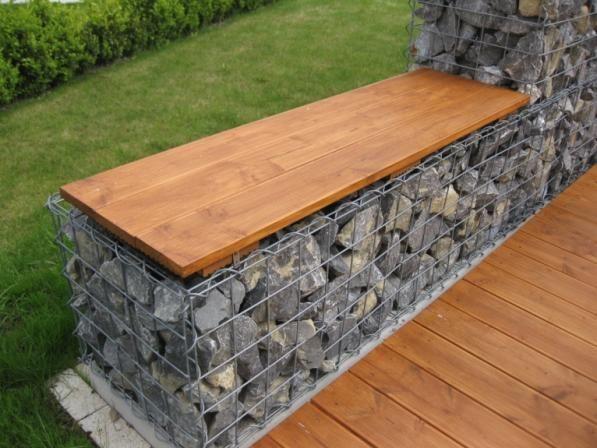 ratgeber anleitungen und kaufberater douglasie gabionen und aufzubauen. Black Bedroom Furniture Sets. Home Design Ideas