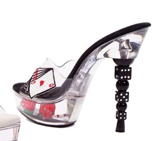 With you cheap discount stripper shoes