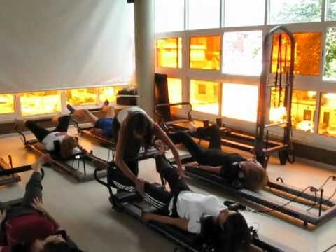 Clase de Pilates Allegro con Anakarina Balza en Gimnasio 398
