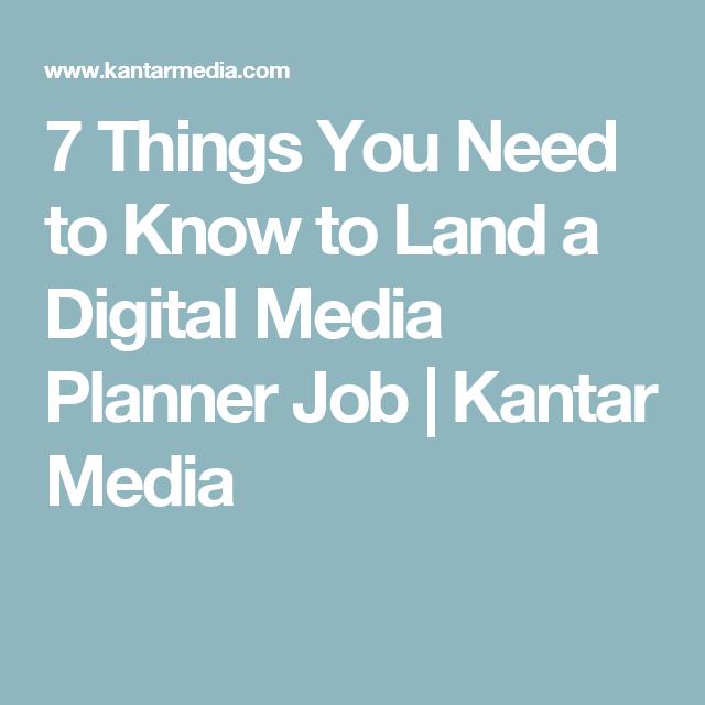 Media Planner Job Description   AllAboutCareers   Media Profession ...