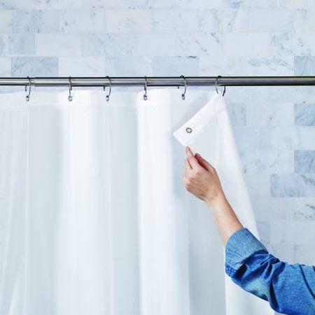 Better Homes And Gardens Shower Liner White