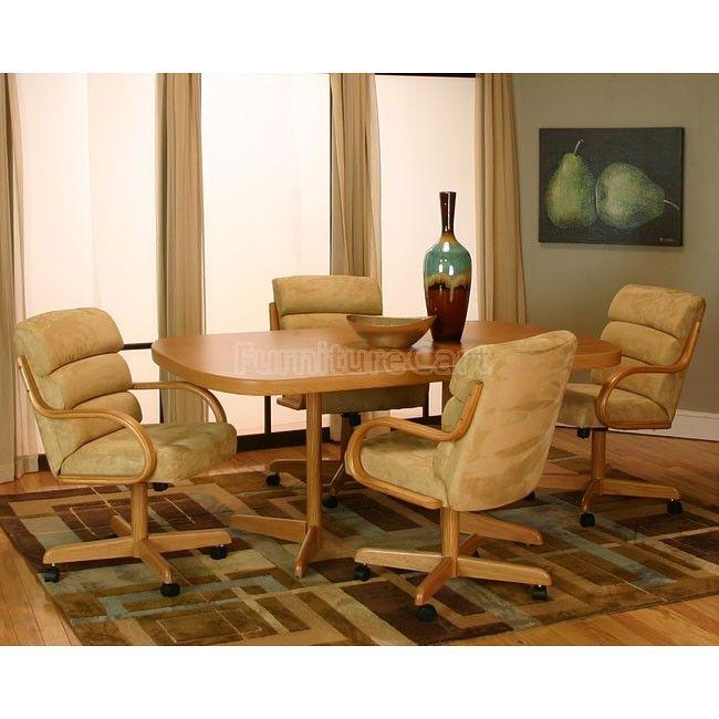 Mansion Dining Room: Mansion Sunset Oak Dining Room Set