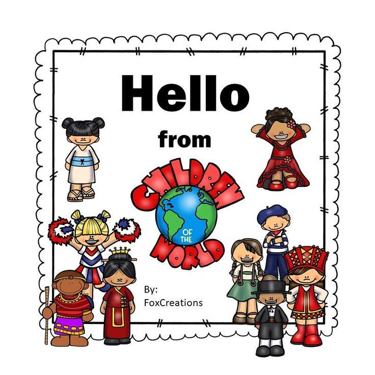 Learn How to Say Hello in Other Languages From Children