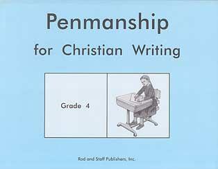 Grade 4 Penmanship Workbook