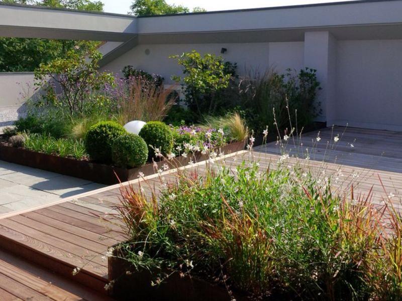 roof garden by marsiglilab | Outdoor | Rooftop Garden | Pinterest ...