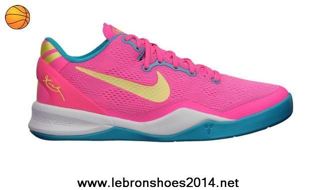 New Nike Kobe 8 GS Dynamic Pink