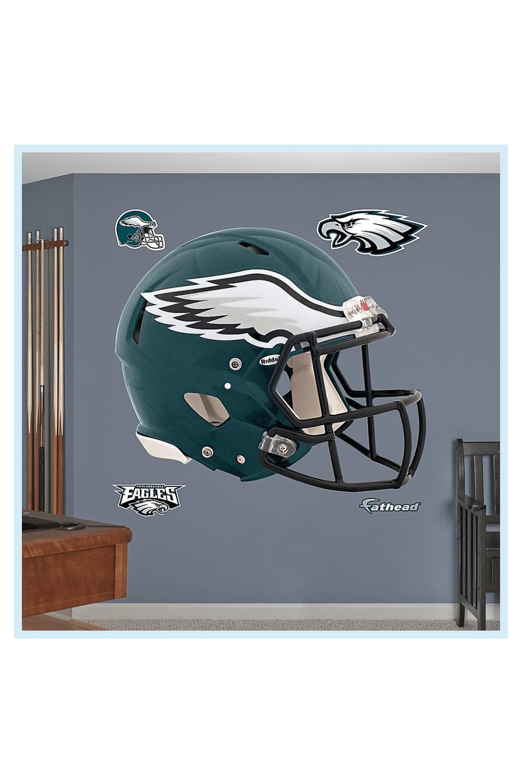 Fathead Nfl Philadelphia Eagles Revolution Helmet Wall Graphic Bed Bath Beyond In 2020 Nfl Philadelphia Eagles Wall Graphics Philadelphia Eagles