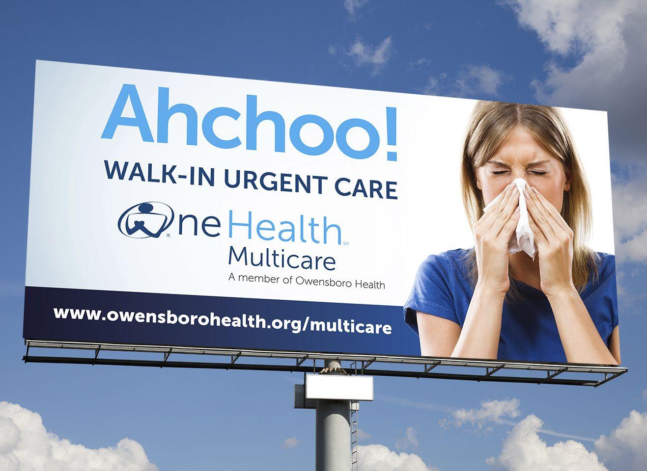 Pin by Madison Strobel on Billboard Design Healthcare